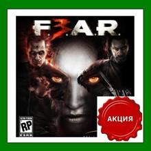 FEAR 3 - F.E.A.R. 3 - CD-KEY - Steam Region Free