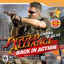 Jagged Alliance: Back in Action (PhotoCDKey) Steam SALE