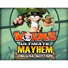 Worms Ultimate Mayhem - Deluxe Edition (Steam/Ru)