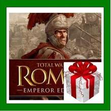 Total War: ROME II  Emperor Edition RENT ACCOUNT Online