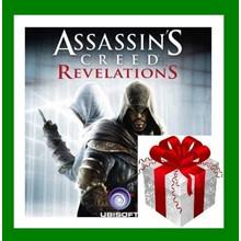 Assassins Creed Revelations - Uplay Region Free RU Lang