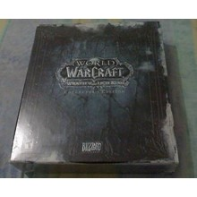 WoW (EU) Wrath of the Lich King Collectors Edition Key