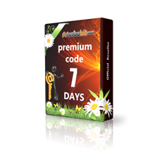 TurboBit premium code 7 days (Official Reseller)