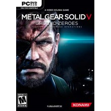 Metal Gear Solid V: Ground Zeroes (Steam KEY) + GIFT