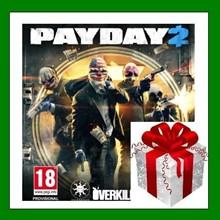 PAYDAY 2 + 5 games - Steam - RENT ACCOUNT Online