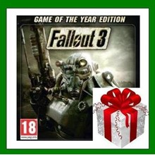 Fallout 3 Game of the Year Edition - Steam Region Free