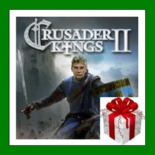 Crusader Kings 2 II -  Steam Key - RU-CIS-UA