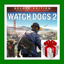 Watch Dogs 2 Deluxe Edition - Uplay Key - RU-CIS-UA