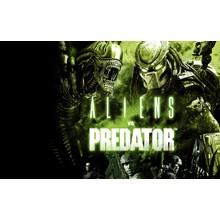 Aliens vs. Predator (Steam akkaunt)