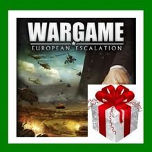 Wargame European Escalation - Steam Key - RU-CIS-UA