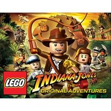 LEGO Indiana Jones : The Original Adventures (Steam/Ru)