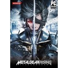 Metal Gear Rising: Revengeance (Steam KEY) + GIFT