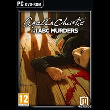 Agatha Christie: The ABC Murders (Steam KEY) + GIFT