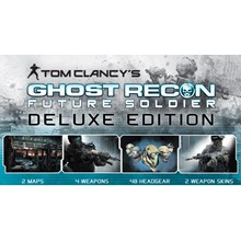 Ghost Recon Future Soldier - Deluxe Edition