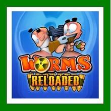 Worms Reloaded - Steam Key - RU-CIS-UA