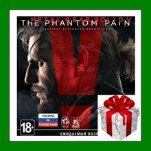 Metal Gear Solid V 5 The Phantom Pain - Steam RU-CIS-UA