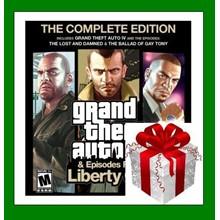 Grand Theft Auto 4 IV Complete - Rockstar Launcher ROW
