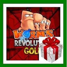 Worms Revolution Gold Edition - Steam Region Free