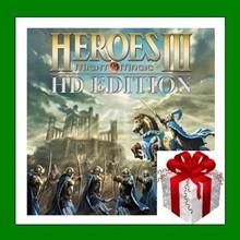 Heroes of Might & Magic III 3 HD Edition RU-CIS-UA