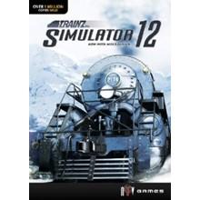 TRAINZ SIMULATOR 12 - RETAIL CD-KEY - AURAN - ROW