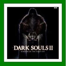 Dark Souls 2 II Scholar of the First Sin - Steam RU-UA