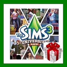 The Sims 3 University Life DLC - Origin Region Free