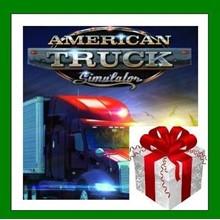 American Truck Simulator - Steam Key - Region Free