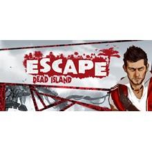 ESCAPE DEAD ISLAND - STEAM - CD-KEY - SCAN