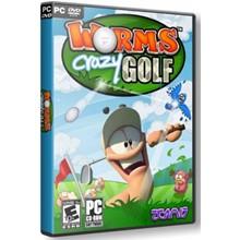 Worms Crazy Golf - EU / USA (Region Free / Steam)