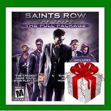 Saints Row the Third - Full Package - Steam Region Free