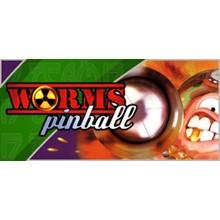 Worms Pinball (Steam key)