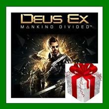 Deus Ex Mankind Divided - Steam Key - RU-CIS-UA