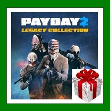 PAYDAY 2 - Legacy Collection - Steam Key Region Free