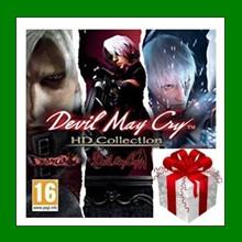 Devil May Cry HD Collection - Steam Key - RU-CIS-UA