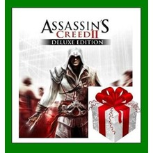 Assassins Creed 2 Deluxe Edition - Uplay Key RU-CIS-UA