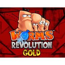 Worms Revolution Gold Edition (Steam/Ru)