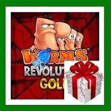 Worms Revolution Gold Edition - Steam RU-CIS-UA