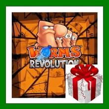 Worms Revolution - Steam Key - Region Free