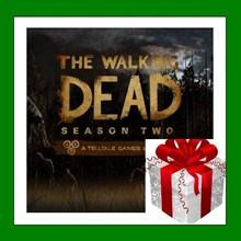 The Walking Dead Season 2 - Steam Key - Region Free