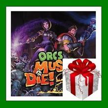 Orcs Must Die! 2 Complete + 10 games - RENT ACCOUNT