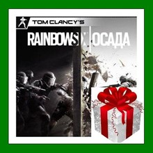 Tom Clancys Rainbow Six Осада Siege - Uplay RU-CIS-UA