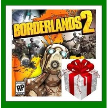 Borderlands 2 - Steam Key - RU-CIS-UA