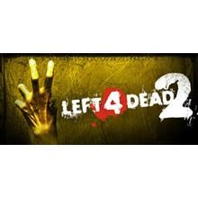 L4D 2 + Christmas 2013 DLC - steam ACCOUNT region free