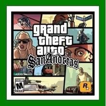 Grand Theft Auto San Andreas - Stem Key - Region Free