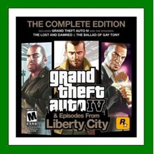 Grand Theft Auto 4 IV Complete - Steam - RENT ACCOUNT