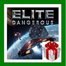 Elite Dangerous - Steam Key - RU-CIS-UA + АКЦИЯ