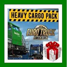 American Truck Simulator Heavy Cargo Pack DLC - Steam