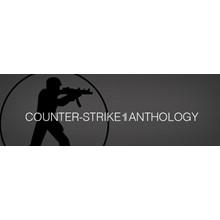 cs 1.6  Anthology - STEAM Gift - Region Free / GLOBAL