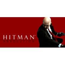 Hitman Absolution (Steam account)
