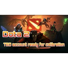 DOTA 2 | TBD ready account for calibration